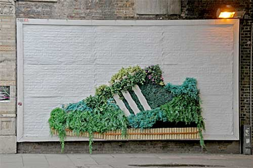 In Consideration of Sustainability — Adidas Going Green?