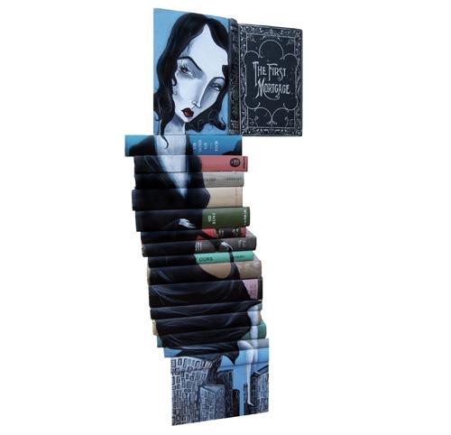 mike stilkey art illustration illustrator painter booooooom