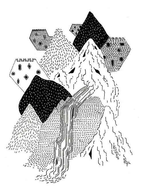 hannah waldron art design illustration england booooooom
