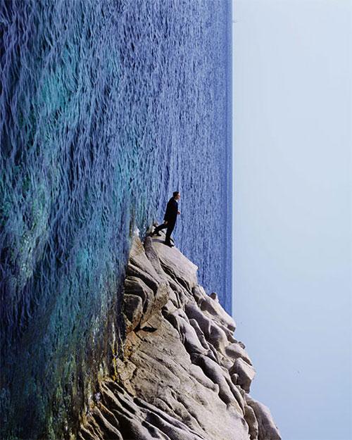 booooooom photo photography photographer philippe ramette underwater surreal blog