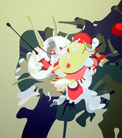 philippe lequeux painting painter belgium booooooom blog artist art