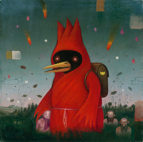heiko Mueller art painter painting illustration boooooom