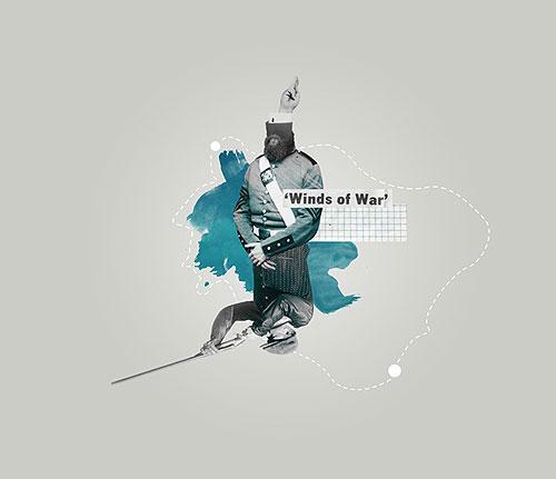 joseba elorza miraruido sound designer collage graphic design boom
