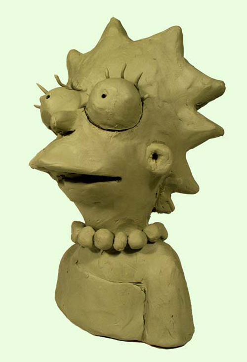 simpsons clay shift magazine karen caldicott