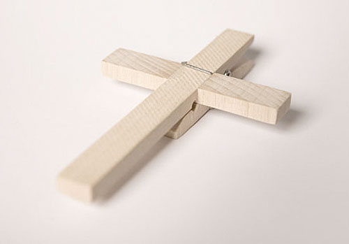 bartosz mucha design clothes pin beech wood