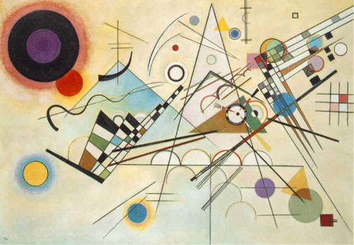 wassily kandinsky art artist abstract