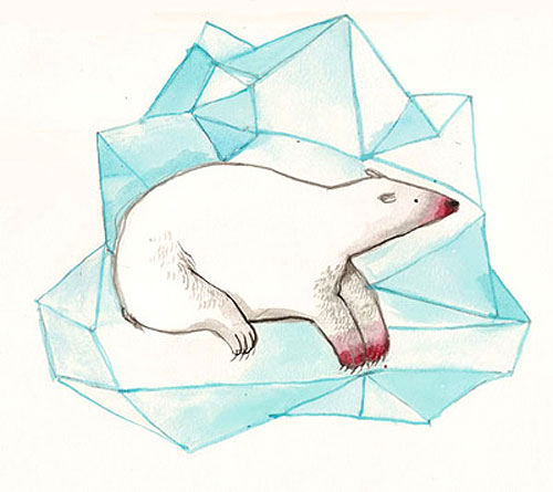 diana sudyka illustrator artist illustration painting