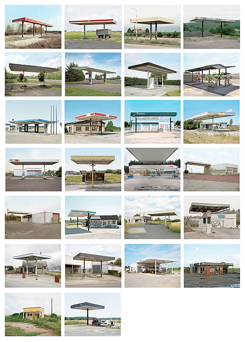 eric tabuchi photographer photography abandoned gas stations