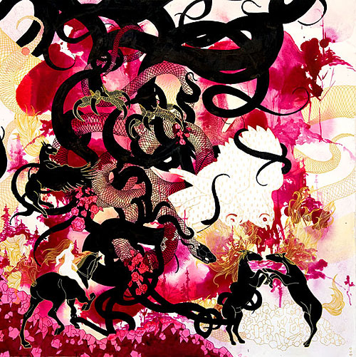 hannah stouffer art artist illustration painting