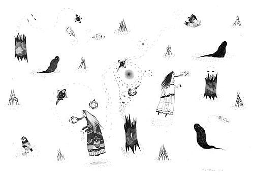 katy horan illustrator illustration art