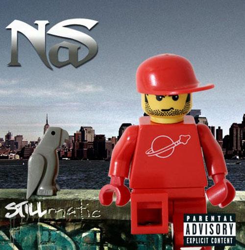 lego hip hop album covers