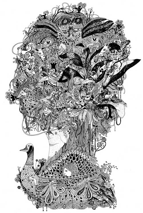meyoko illustrator illustration