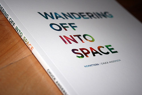 nopattern chuck anderson wandering off into space book