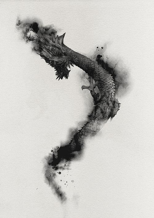 takashi okada art artist illustration designer design illustrator