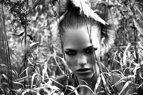 yossi michaeli fashion avant garde photography photographer