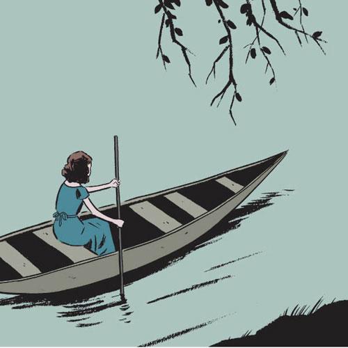 adrian tomine artist illustrator illustration