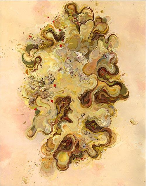 brendan monroe painter painting art artist