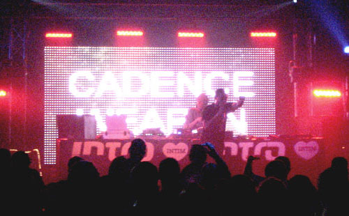 cadence weapon separation anxiety