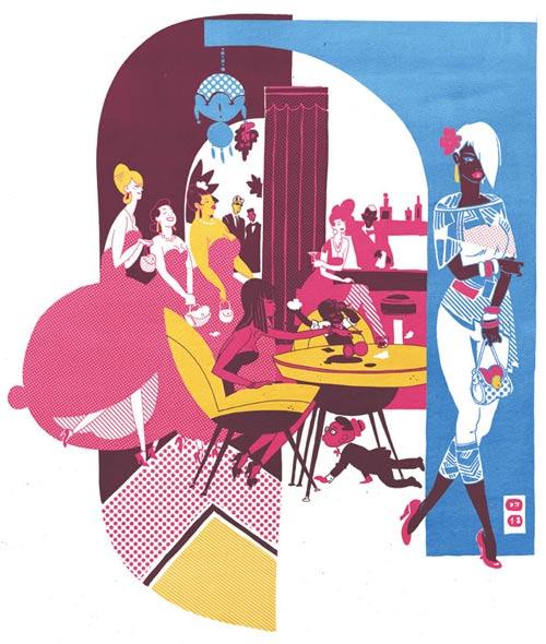 ron wimberly d-pi illustration illustrator