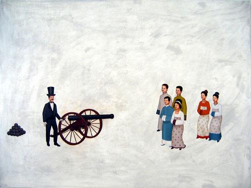 edward del rosario art artist painter painting