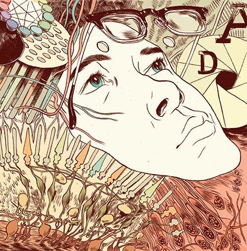 jillian tamaki illustrator illustration