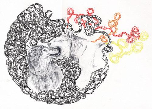 scott radnidge drawing illustration
