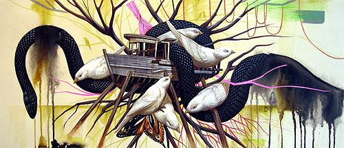 regino gonzales tattoo art artist illustration painting painter