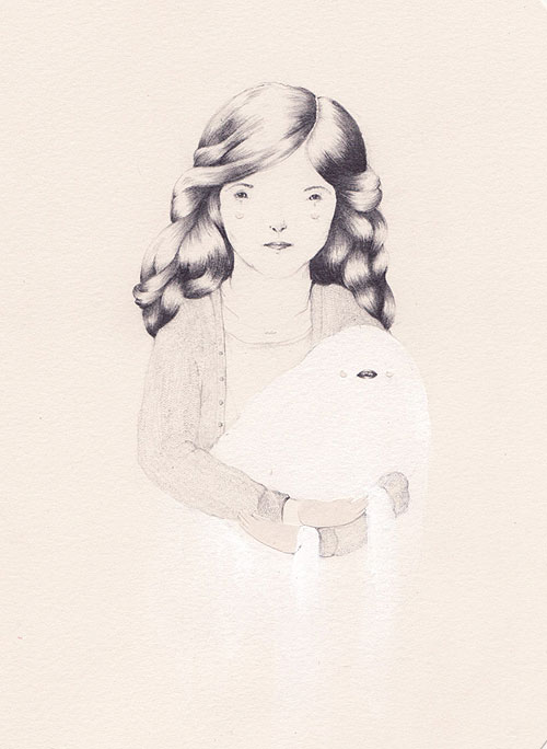 sarah mcneil art illustration drawing