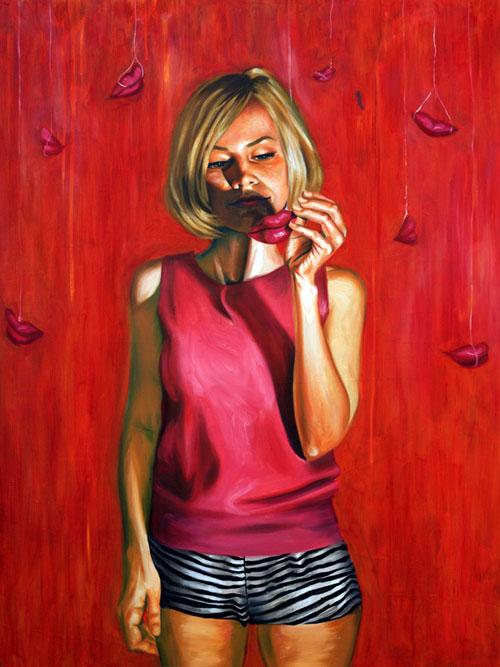 vanessa prager artist painting painter