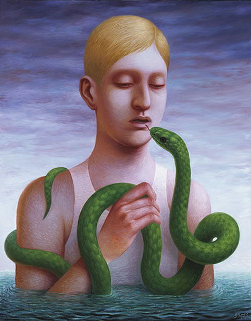 alex gross art painting illustration