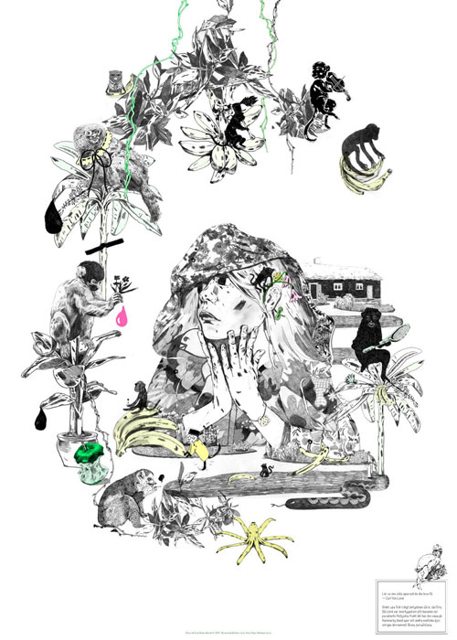 beata boucht illustrator illustration editorial artist fashion