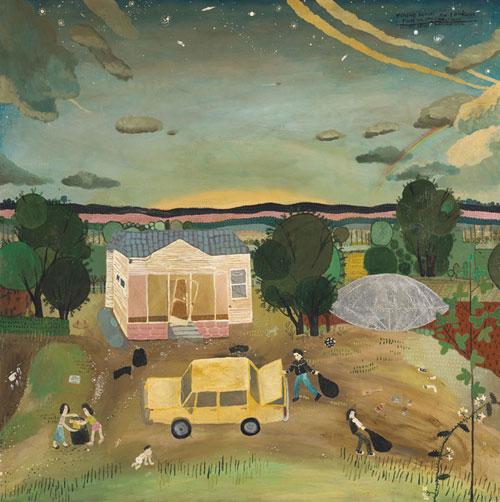 esther pearl watson painter painting illustration