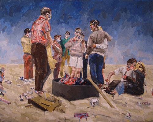 john copeland painting painter drawing illustration artist