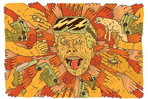 josh j holinaty illustrator illustration transworld