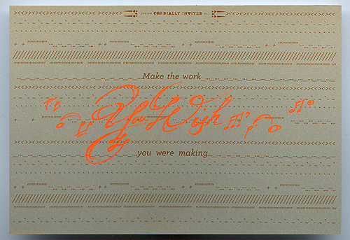 keetra dean dixon graphic designer design cordial invitation