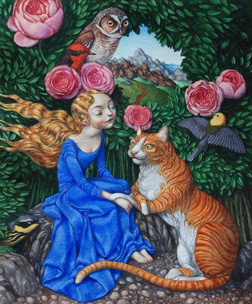 kristin elder painter painting