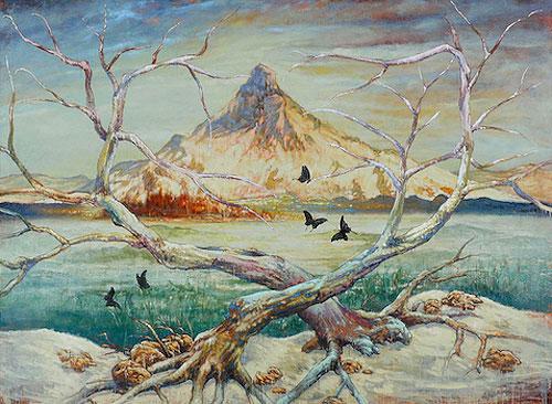 masakatsu kondo painting painter art artist