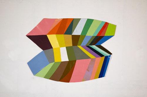 matthew rich cut paper artist art
