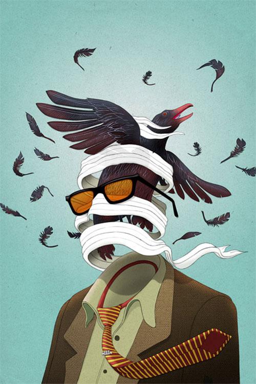 michael wandelmaier illustration illustrator editorial canada toronto