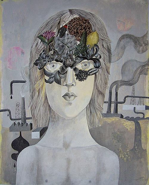olaf hajek painter illustrator illustration drawing