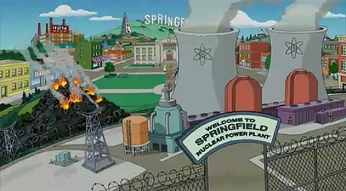 simpsons hd intro new makeover widescreen