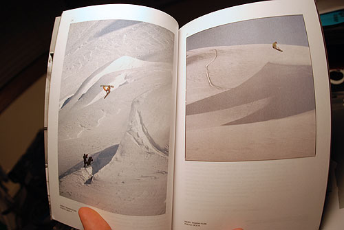 updown magazine snowboarding art music culture