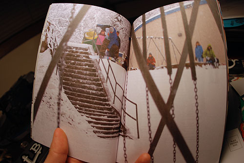 updown magazine snowboarding art music culture