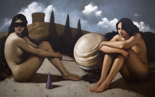 carles gomila painter painting artist