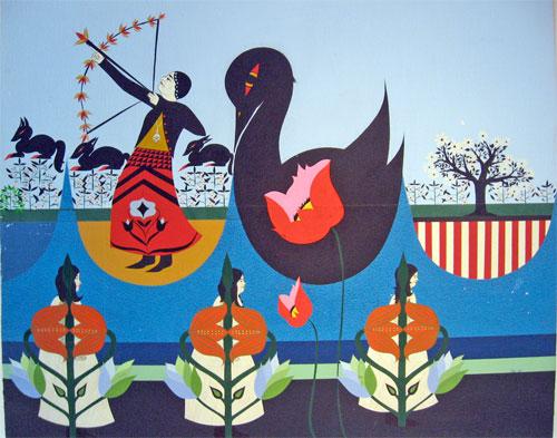 clare rojas illustration illustrator artist art