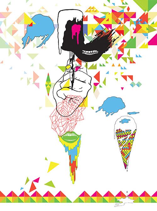 kirk hiatt illustration illustrator drawing philadelphia