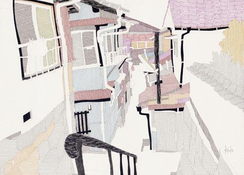 kosuke ikeda illustration illustrator