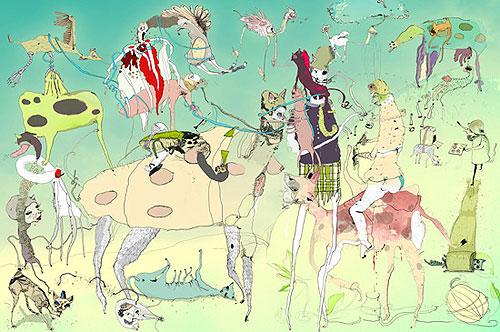 linn olofsdotter illustrator illustration