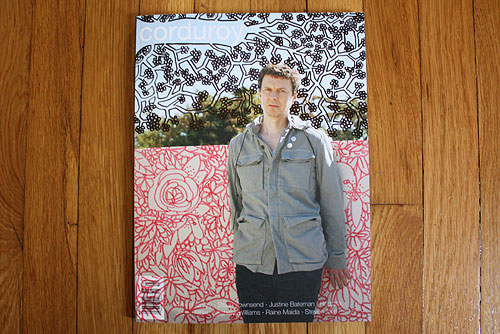 project 7 magazine alteration cover booooooom project