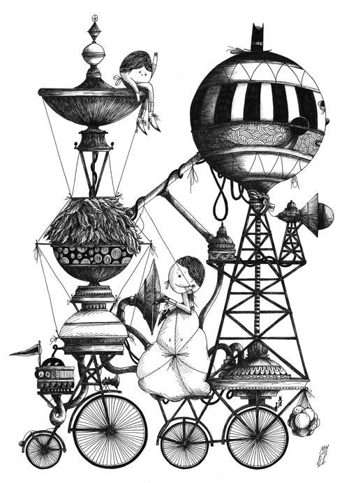merijn hos illustration illustrator